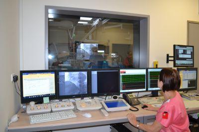 Nově vybudované Kardiologické centrum AGEL bylo dnes slavnostně otevřeno